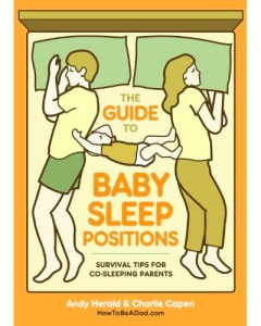 Check out this great book - The Guide to Baby Sleep Positions